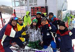 国体京都選手団
