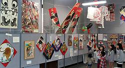 日本各地の凧展