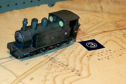 出石鉄道模型