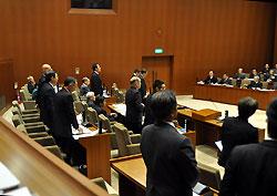 福知山市議会3月定例会本会議