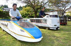 鉄道模型電動車