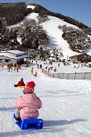 大江山スキー場