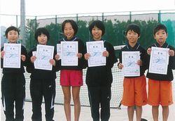 福知山ジュニアの3組