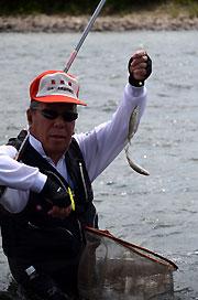 漁協試し釣り