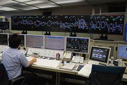 福知山運転指令室