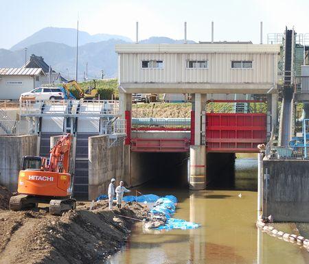法川排水機場
