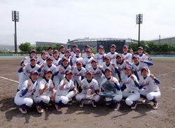 成美高校女子硬式野球部