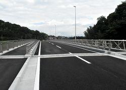 新しい高畑橋
