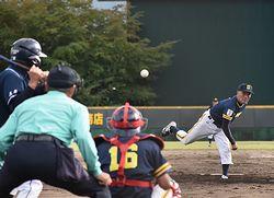 川崎の伊波投手