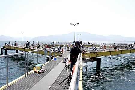 海洋つり場