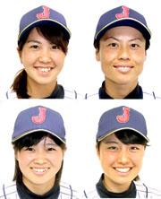 成美から侍Jに選ばれた4人