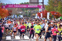 2017年の福知山マラソン