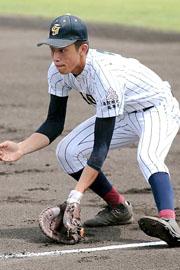 田野島選手