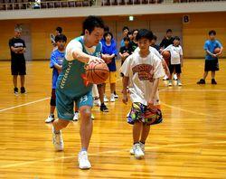 内海慎吾選手