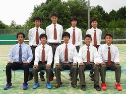 福知山成美男子ソフトテニス部