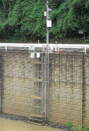 危機管理型水位計